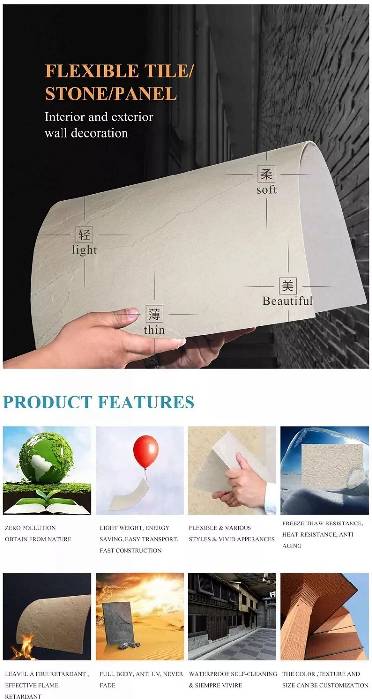 new building material with environmental protection and durability flexible ceramic tile buy building tiles outside building wall tiles building