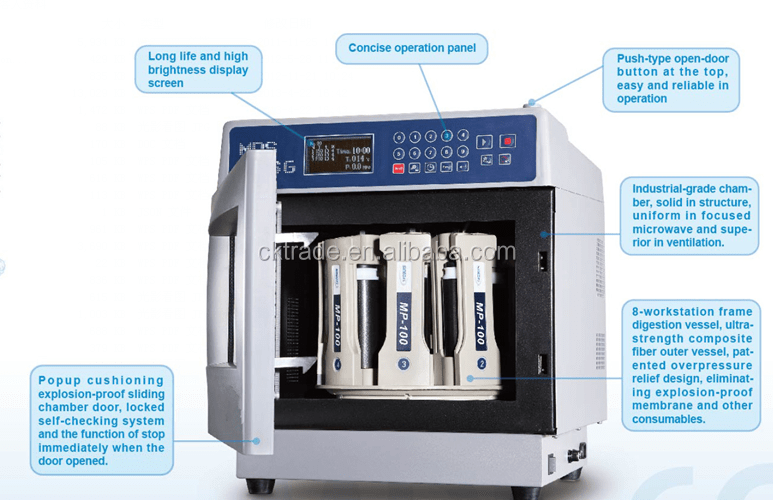 mds 6g smart closed extraction system microwave digestion buy microwave digestion vessel microwave digestion microwave digestion apparatus product
