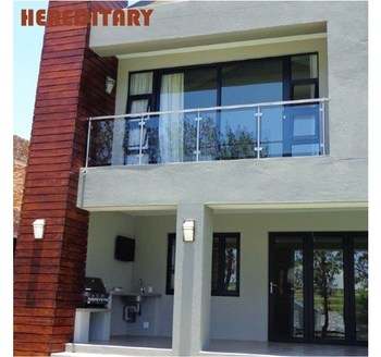 Factory Prices Modern Design Decorative Indoor Stainless Steel   Tempered Glass Stair Railing   Hand Rail   Glass Design   Toughened Glass   Staircase   Round Staircase
