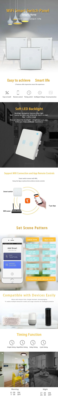 Zigbee WiFi Smart Switch