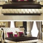 Luxury Bedroom Frurniture Button Tufted Headboard Bed Queen Size Modern King Size Microfiber Leather Fancy Beds Buy Muebles De Lujo Cama Tamano King Moderno De Cuero Blanco Rey Cama De Tamano