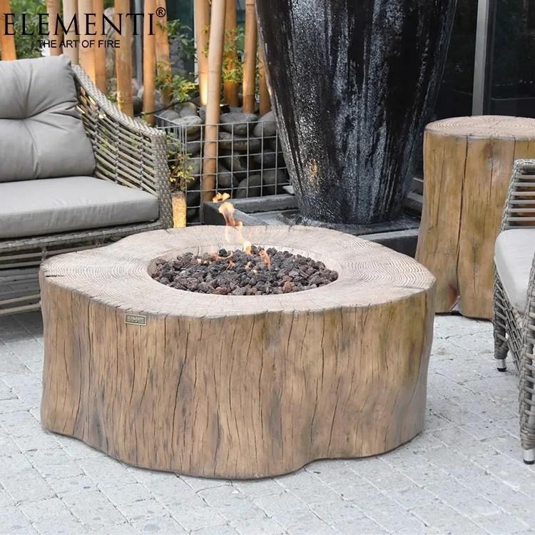 elementi 45000 btu al aire libre de gas lpg fogata para patio buy fogon de gas product on alibaba com