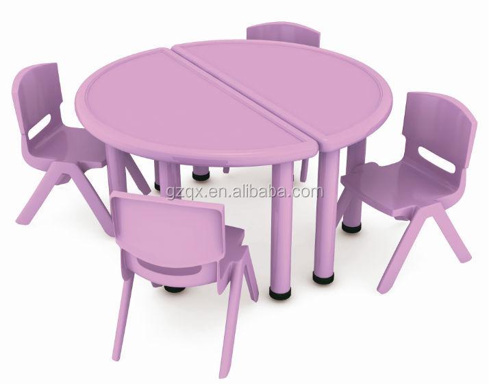 ensemble de table et chaise en plastique pour enfants prix bas usine nouvelle collection qx 194a table d etude pliable pour enfants livraison