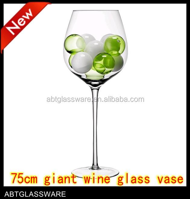 riesen wein glas vase grosshandel wein formigen glas vasen buy riesen wein glas vase wein formigen glas vasen riesen wein glas vase grosshandel