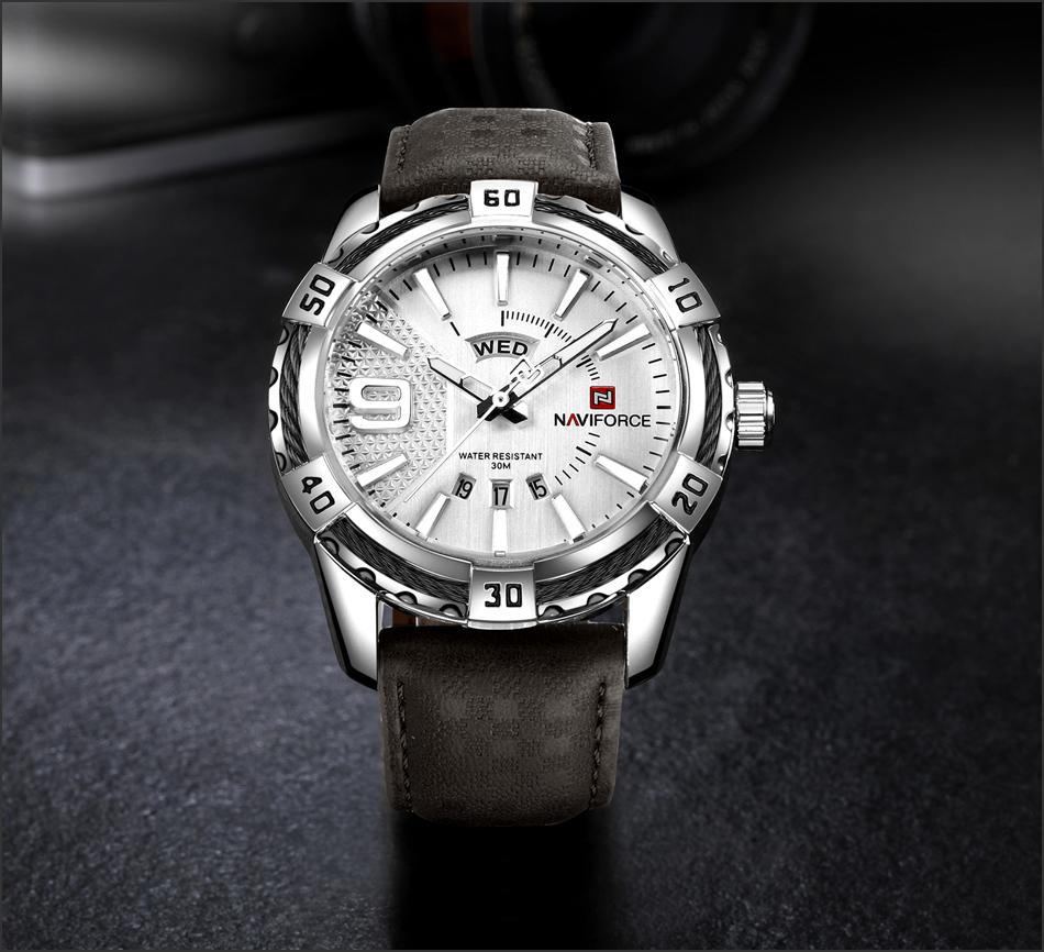 HTB1.yHIgcnI8KJjSspeq6AwIpXaL NAVIFORCE Top Luxury Brand Men Quartz Watch Army Military Sport Business Watches Week Analog Display Male Clock Waterproof Hour