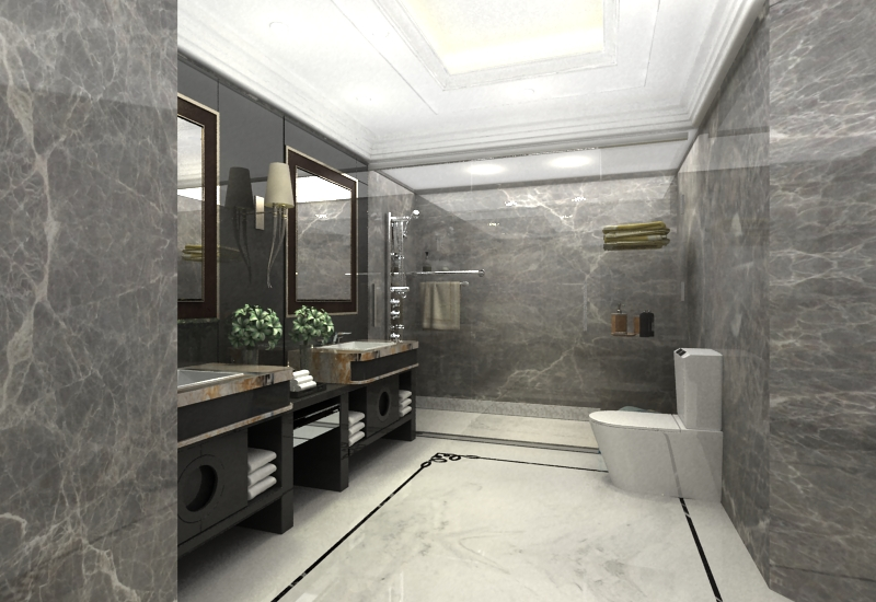 carrelage de sol en marbre gris pour salle de bains salle de bains en tunique buy prix du marbre en tunisie carrelage en marbre gris carrelage en
