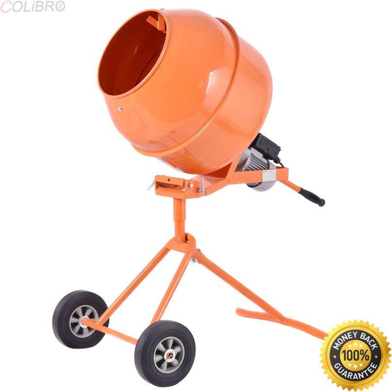 Cheap Kushlan Concrete Mixer Find