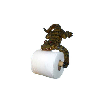 Funny Alligator Resin Decorative Toilet Paper Holder Buy Funny Toilet Paper Holder Decorative Toilet Paper Holder Resin Toilet Paper Holder Product On Alibaba Com