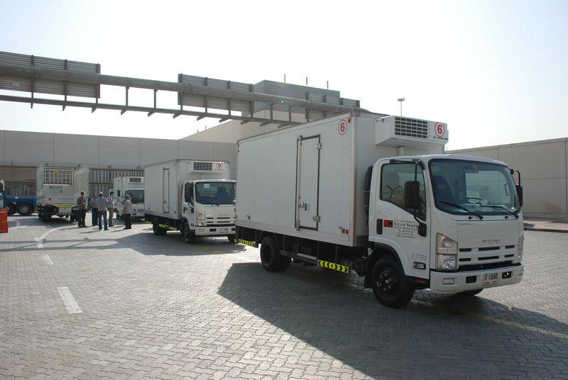 Freezer trucks for sale