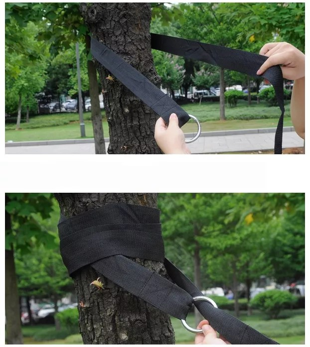 sangle de suspension pour arbre de balancoire accessoire composite s attache a deux arbres pour hamac buy balancoire suspendue sangle sangle