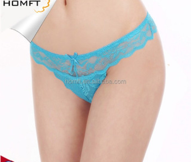 Sexy Transparent Lace Thong Wholesale Women Underwear Girl Daily Thongs Buy Girls Transparent Pink Thongteens Girls Thongsvery Hot Girls Thong Product