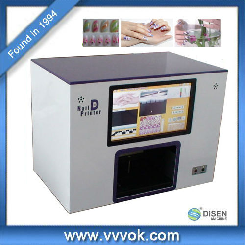 Nail Art Design Printer Machine Singapore
