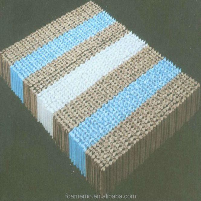 Latex Bed Spring Memory Foam Mattress Roll Vacuum Ng