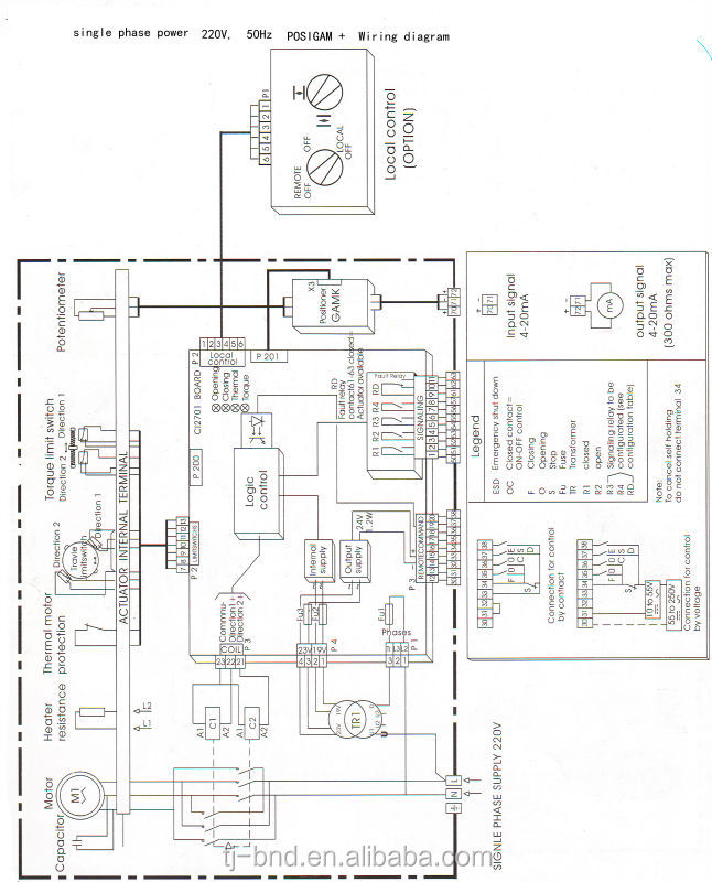 rcel 006 actuator wiring diagram   32 wiring diagram