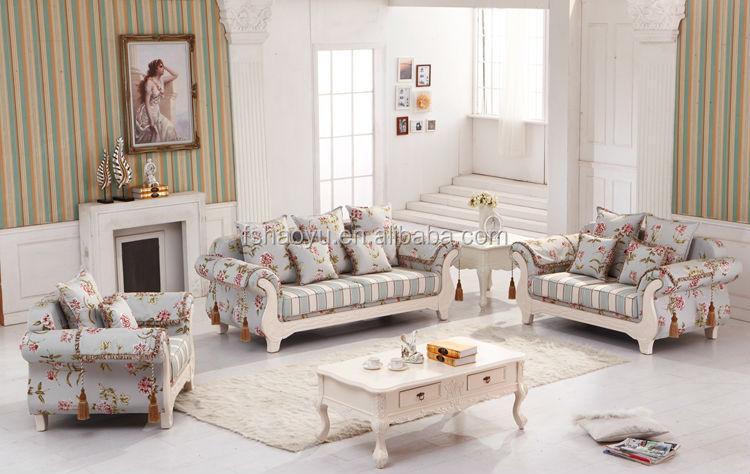 Fancy Turkish Fabric Living Room SofaTurkish Sofa