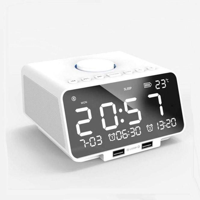 Bluetooth Alarm Clock Find