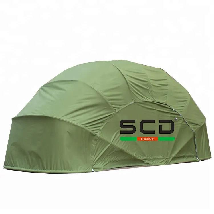 couvertures de tente pour garage abri de voiture pour garage portable simple et pliable manuelle 2 pieces buy tente de voiture garage de voiture