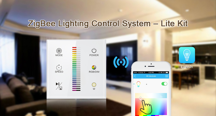 zigbee wireless auto lighting system smart home touch control panel switch buy lighting system auto lighting system smart home touch control panel