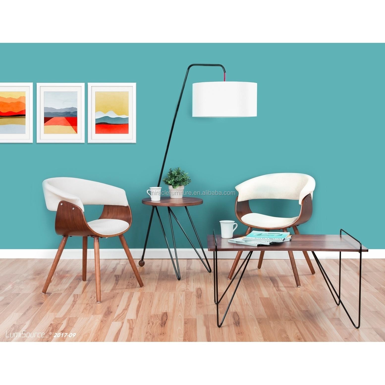 Palm Canyon Vintage Mod Mid Century Modern Accent Dining Chair Buy Mid Century Modern Chair Bent Wood Dining Arm Chair Modern Accent Side Chair