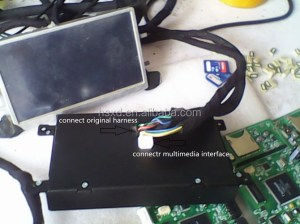 Multimedia Video Interface For Audi A6 4f,Mmi 2g  Buy For