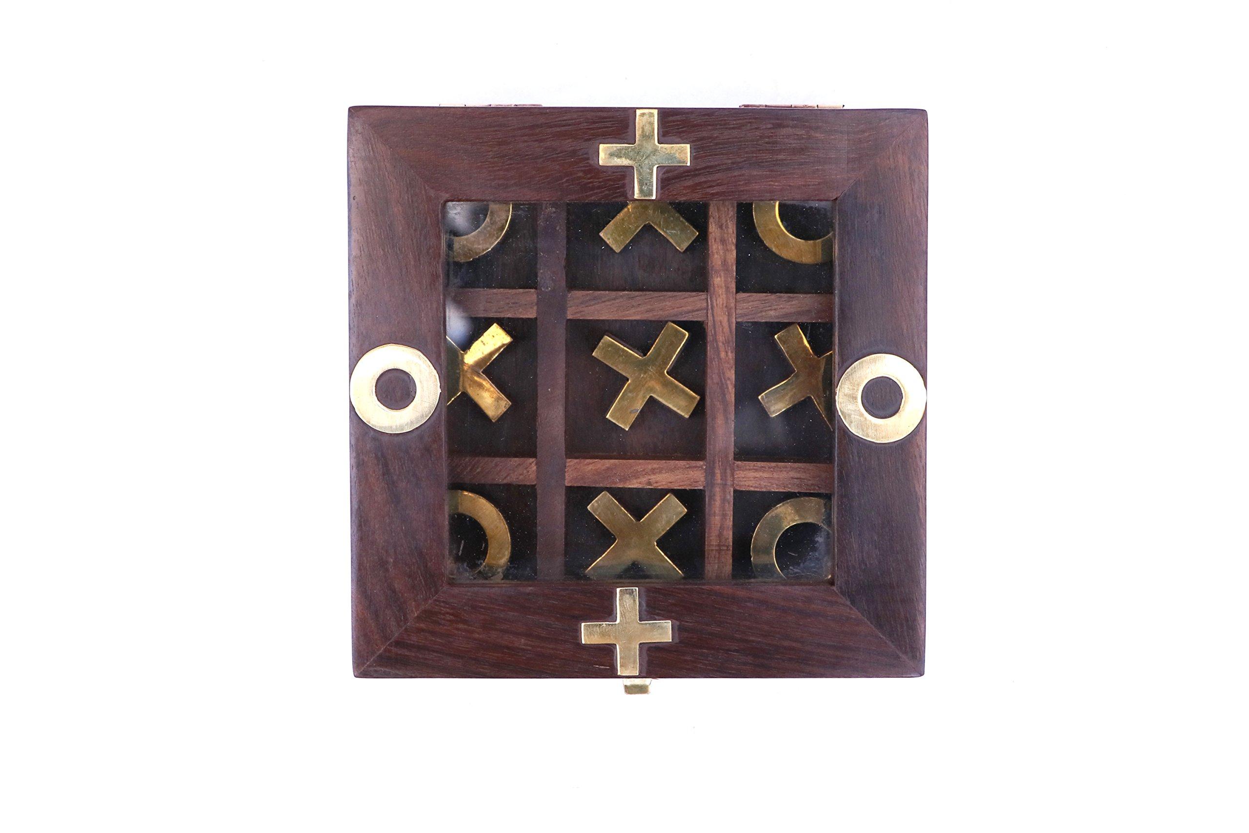 Buy Wooden Tic Tac Toe Tick Tack Toe