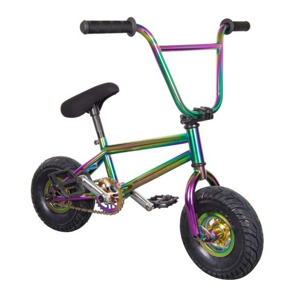 2016 New Design Cool Rainbow Bmx Mini Bike - Buy Bmx Mini ...