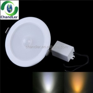 Chandler 5w Led Motion Sensor Ceiling Light led Ceiling Downlight     CHANDLER 5w led motion sensor ceiling light led ceiling downlight sensor  2year warranty