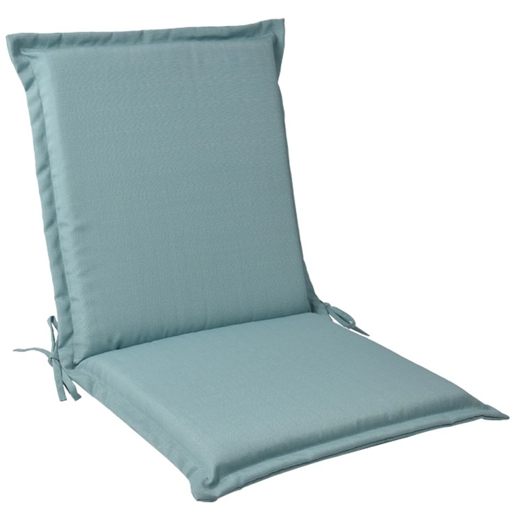patio furniture chair cushions clearance waterproof cushion blue outdoor cushioned chaise lounge woven 100 polyester square buy outdoor cushioned