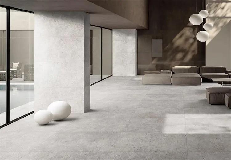 ceramic tiles 60 120 grey cement rustic