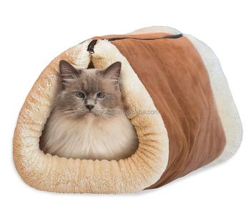 pet chat coussin tapis et lit lavable chat tunnel lits chat chien doux canape canape tapis