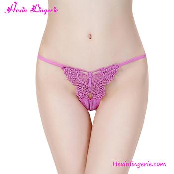 Aliexpress Sexy Girl Lace Transparent G String Panties