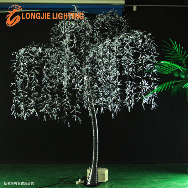 3820 Led 30m High Artificial Lighted Branches Led Willow