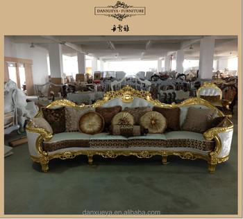 Turkish Style Furniture Fabric Luxury Sofa