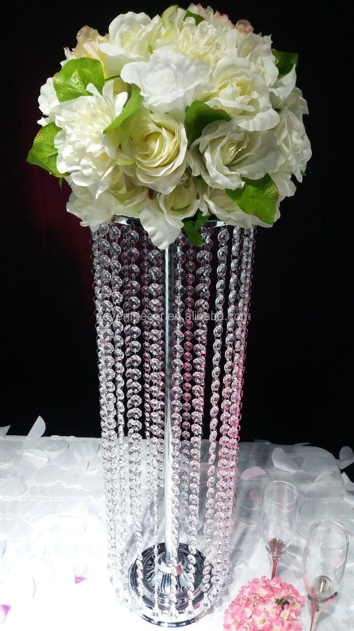 Wholesale Crystal Chandelier Table Centerpieces For Event Amp Party Supplies View Wedding