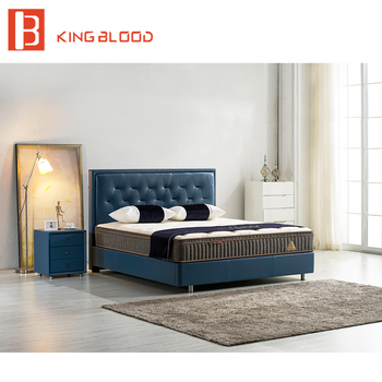 King Size Best Quality Bed Mattress Frame For Bedroom Furniture