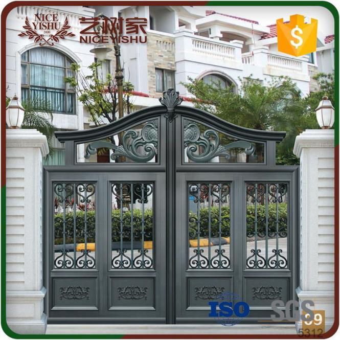Beautiful House Gates Apartment Door Design Front Designs