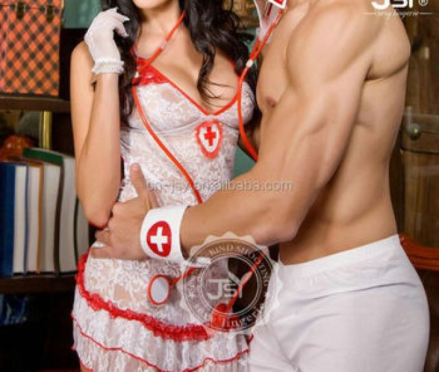 High Quality Wholesale Naughty Doctor Costume