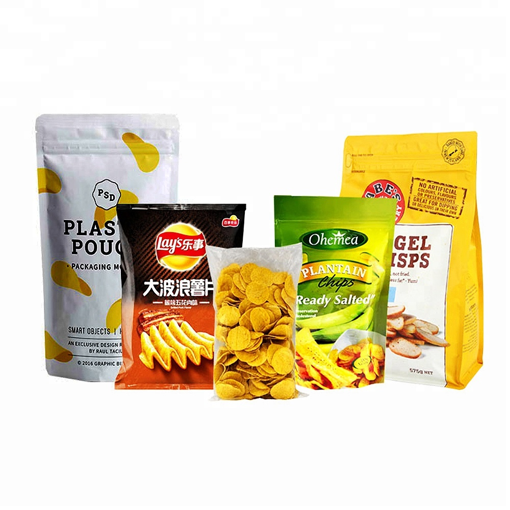 Chips Packaging Best Selling Products Snack Custom Printed Potato ...
