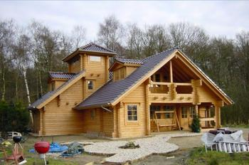 Russia Pine Wooden House Buy Wooden HouseRussia Wooden