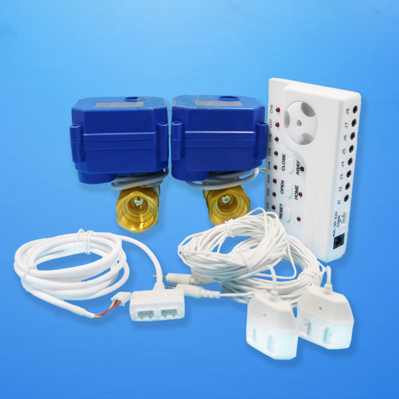Security Alarm System House