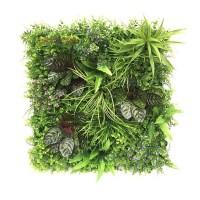 Vertikale Garten Künstliche Pflanzen Wand,Grüne Wand ...