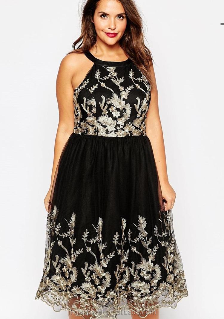 Wholesale Party Dresses For Fat Girls Plus Size ...