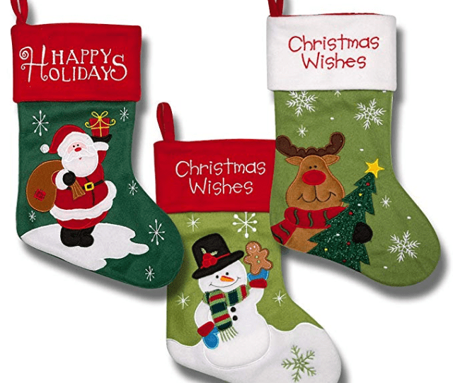 Christmas Gifts Personalized Knit Bulk Mini Christmas Stockings Bulk