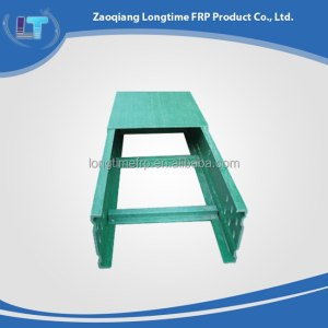 Types Of Electrical Cable Tray: China frp ladder type
