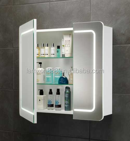 New Style Wall Mount Armoire Pharmacie Avec Double Face