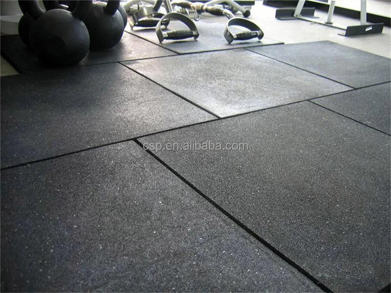 tapis de gymnastique en caoutchouc carreaux pour salle de sport prix le meilleur prix buy carreaux noirs carreaux noirs bon marche tapis en