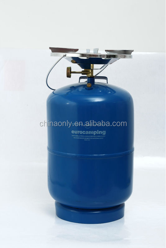 Lpg Gas Cylinder Price 5kg With Camping Cooker 215mm65mm