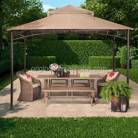 terylene double roof designed restaurant patio canopy tent chinese big gazebo garden view gazebo garden oem product details from jinhua origin