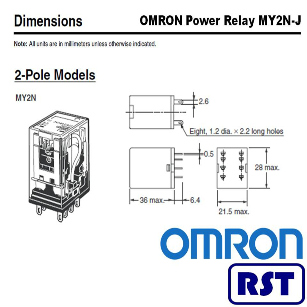 Unusual Omron Relay Wiring Diagram Ideas - Electrical Circuit ...