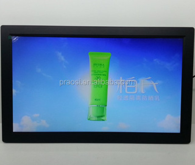Sexy Hot Hd Video Download English Blue Film Ad Display Hd Led Screen 18 Inch